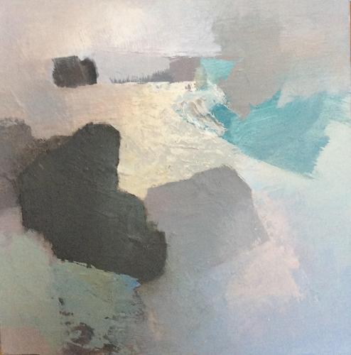Joanna Sims: Storm - Cape Cornwall