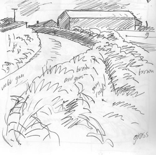 Sketch. Jenny Graham