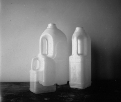 stilllife - pinhole photo