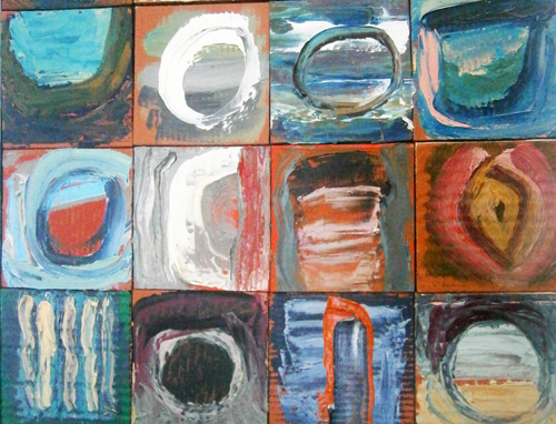 Tracy Whitbread - paintings
