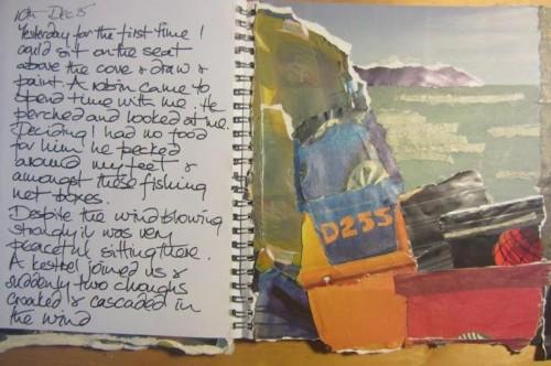 Wendy Hermelin journal Dec 15