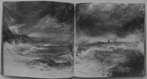 Porthledden sketch  Janette Kerr